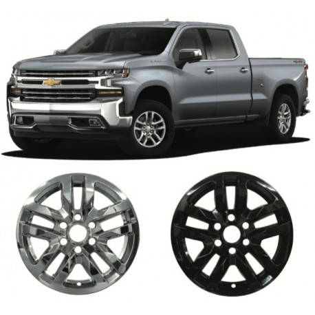2019 Chevy Silverado Wheel Liners