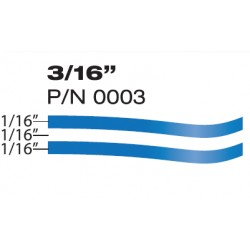 "3/16"" x 150 ft. Pinstripe Tape for Car & Boat"