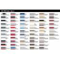 """4/16"""" 2 Color Vinyl Pinstripe"""