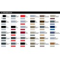 """1/2"""" 2 Color Vinyl Pinstripe"""