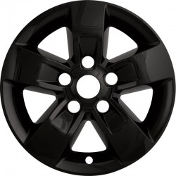 "17"" Black Wheel Skins 2013 -2018 Dodge Ram 1500"
