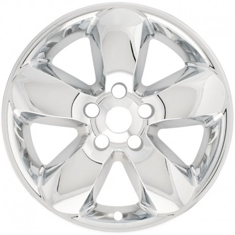 "2013-2018 Dodge Ram 1500 20"" Chrome Wheel Skins/Liners"
