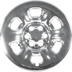 """2005 - 2018 Nissan Frontier 16"""" Chrome Wheel Skins / Liners"""