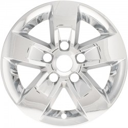 "2013 - 2018 Dodge Ram 1500 17"" Chrome Wheel Skins / Liners"