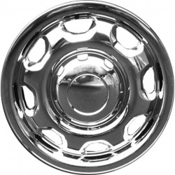 """2010 - 2019 Ford F-150 17"""" Chrome Wheel Skins / Liners"""