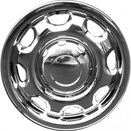 "2010 - 2019 Ford F-150 17"" Chrome Wheel Skins / Liners"