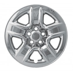 "2006 - 2012 Toyota Rav4 17"" Chrome Wheel Skins / Liners"