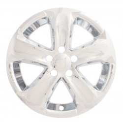 "2013 - 2015 Toyota Rav4 17"" Chrome Wheel Skins / Liners"