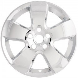 "2009 - 2012 Dodge Ram 1500 20"" Chrome Wheel Skins / Liners"