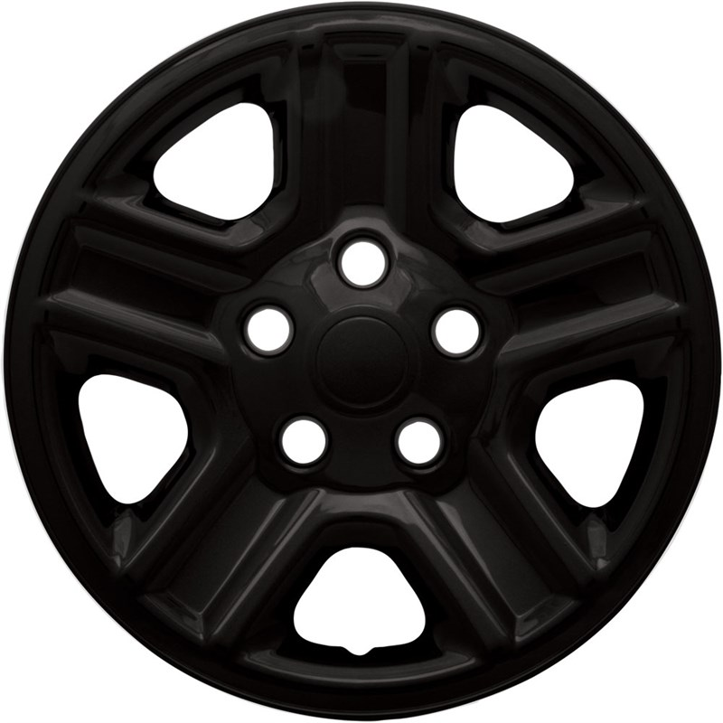 "2007-2017 Jeep Wrangler 16"" Black Wheel Skins/Liners"