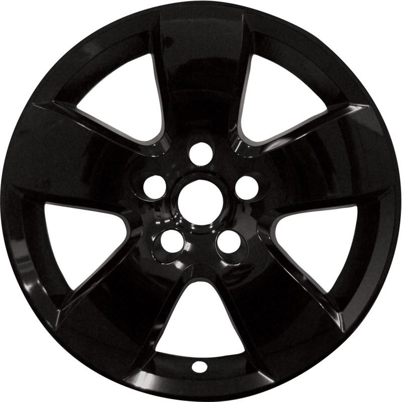 2009-2012-Dodge-Ram-1500-Black-Wheel-Skins-Liners