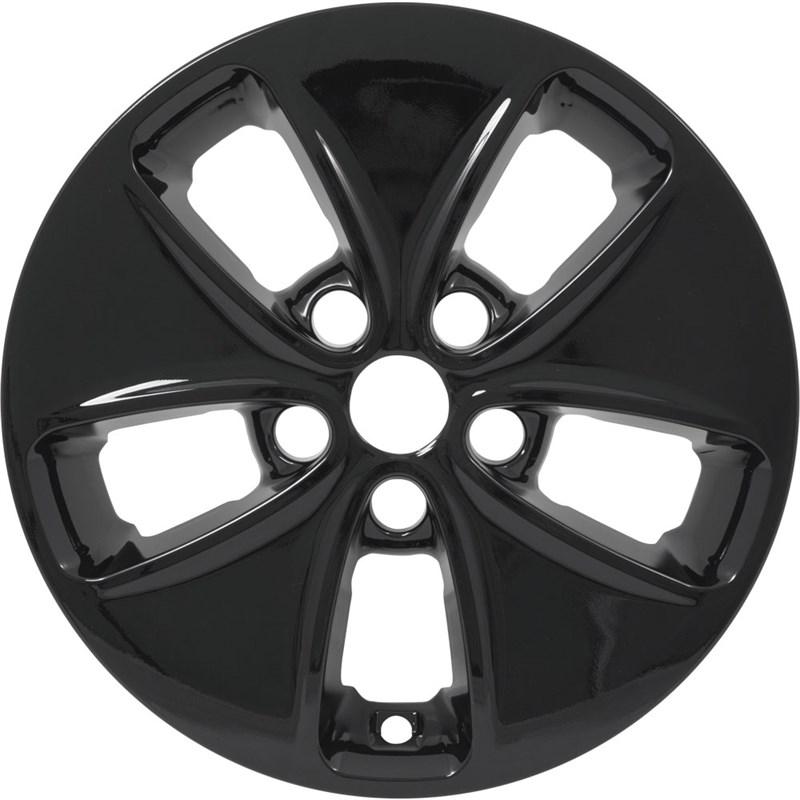"2014-2016 Kia Soul 16"" Black Wheel Skins"