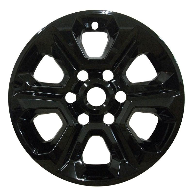 2014-2019-Toyota-4Runner-Black-Wheel-Skins-Liners