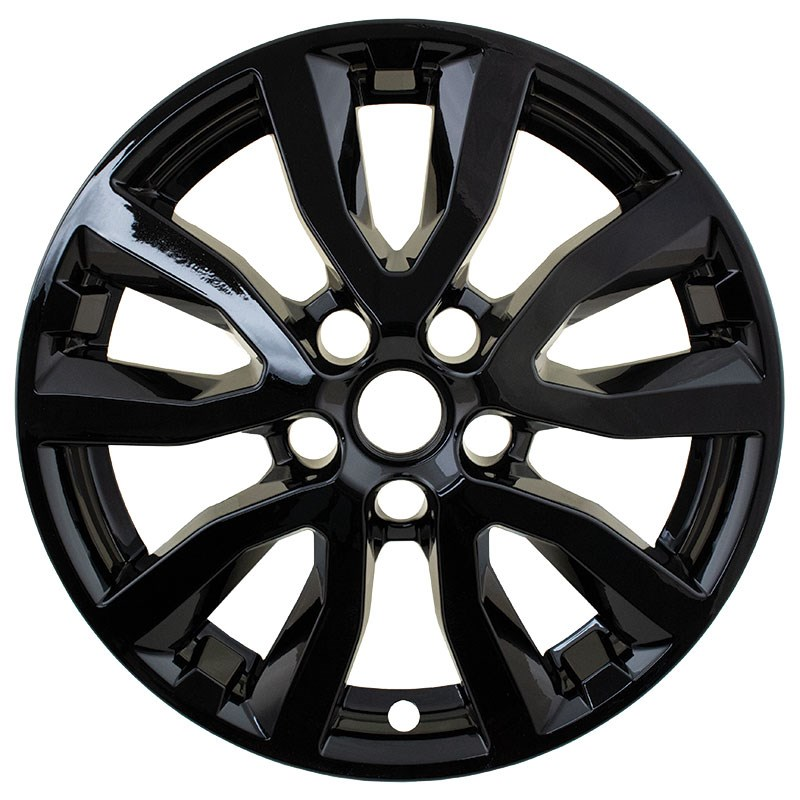2017-2018-Nissan-Rogue-Black-Wheel-Skins-Liners