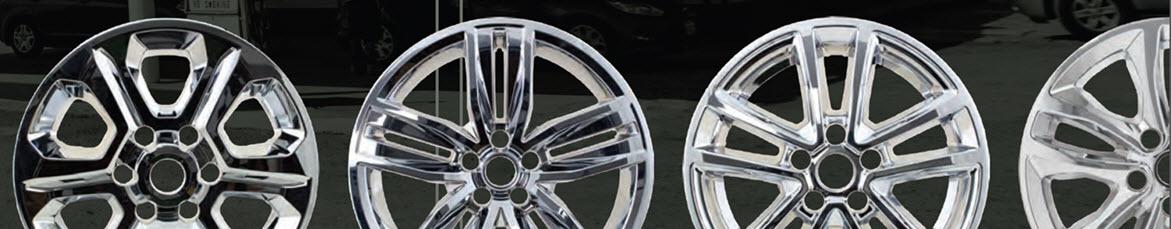 Black Wheel Skins Footer
