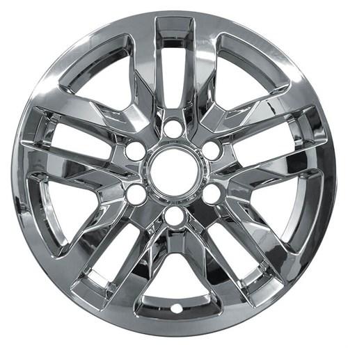 2020 chevy silverado chrome wheel skin